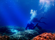 The deep blue